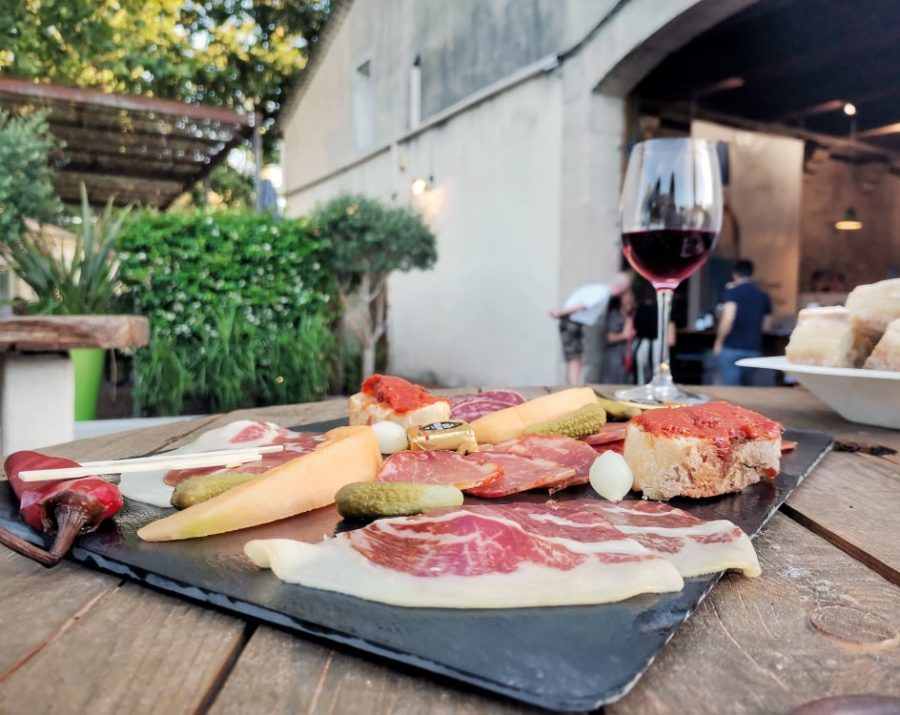 Les soirées vins & tapas au Domaine Saint-Clément