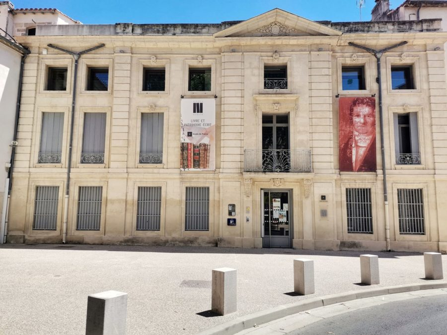 Découverte du musée Médard à Lunel